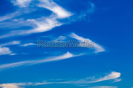 blue sky with cloud nice white