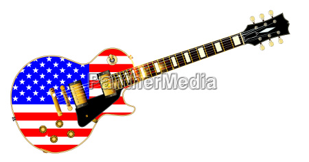 old glory guitar