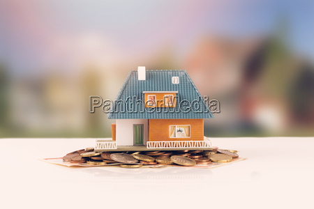 real estate investment business concept