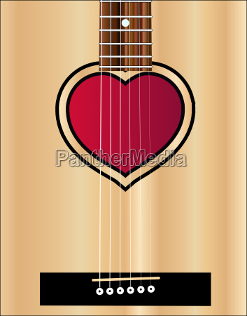 love acoustic guitar