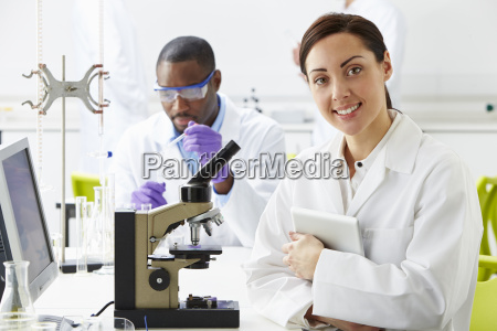technicians, carrying, out, research, in, laboratory - 19408032