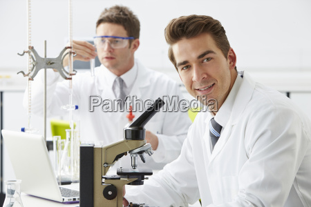 technicians, carrying, out, research, in, laboratory - 19408050