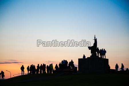 personas gente hombre paseo viaje monumento