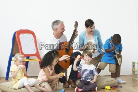 pre, school, music, lesson - 19409146