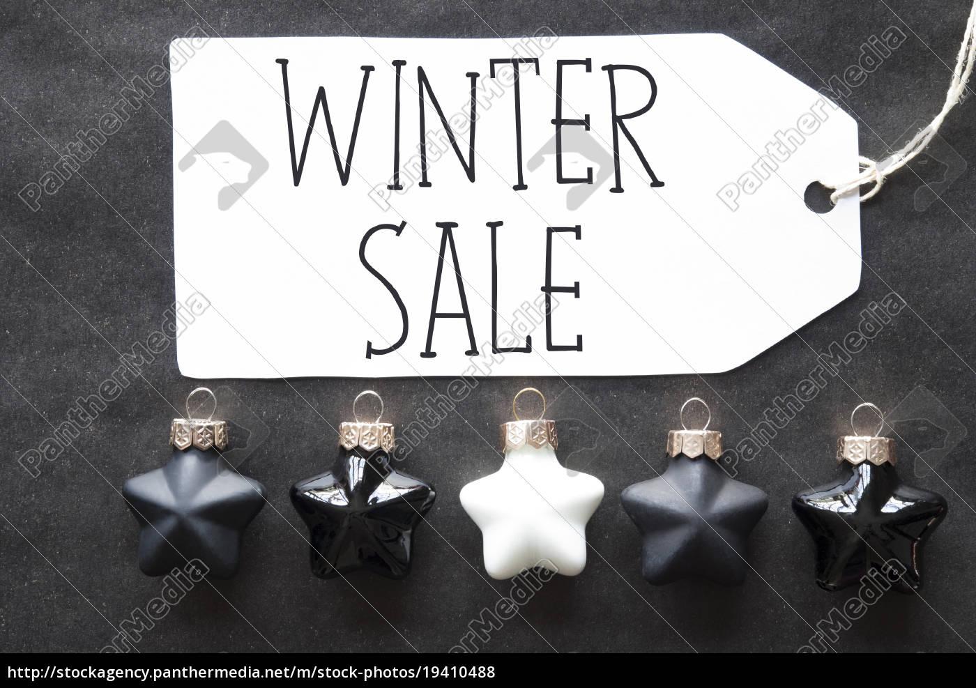 black, christmas, tree, balls, , text, winter - 19410488