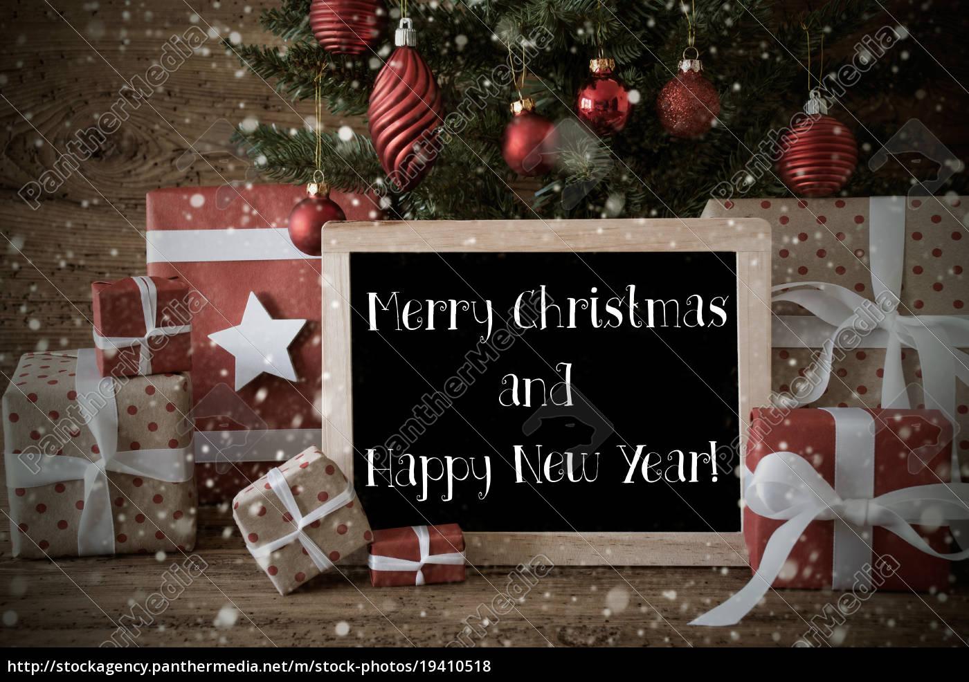 nostalgic, tree, , christmas, and, new, year - 19410518