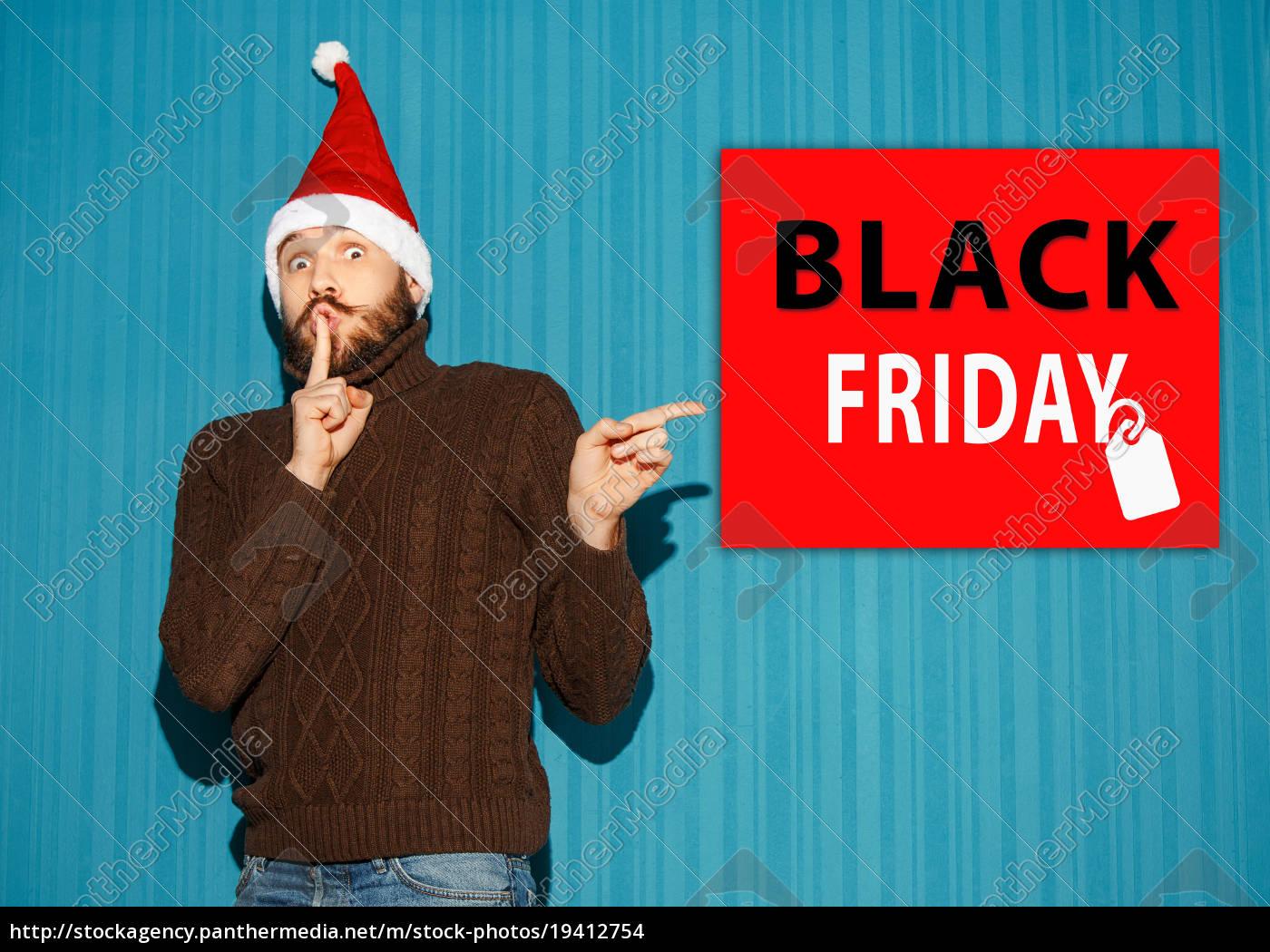 black, friday, sale, -, holiday, shopping - 19412754