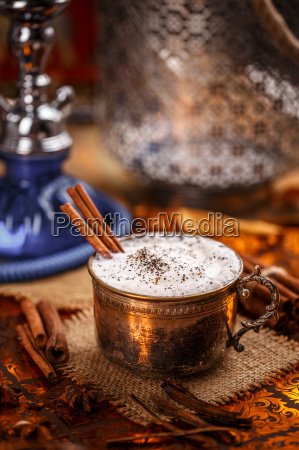 chai a rich and creamy mixture