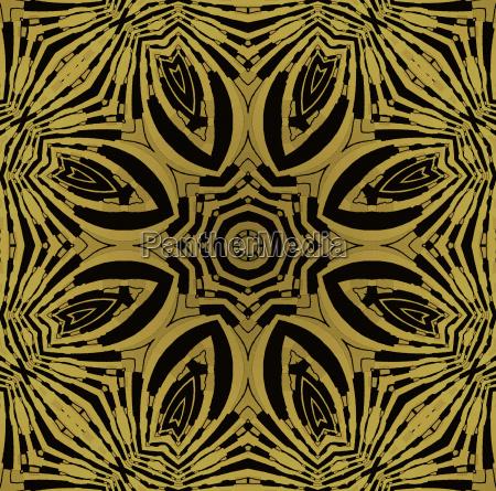 abstract geometric seamless background regular symmetric