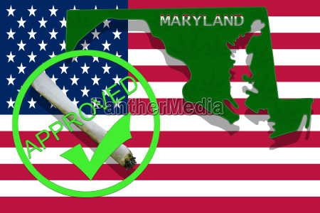 maryland on cannabis background drug policy