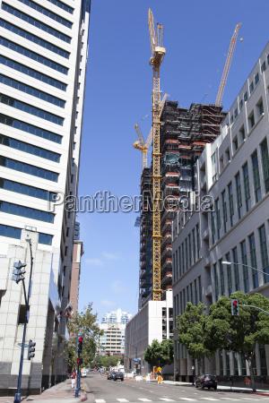 san diego under construction