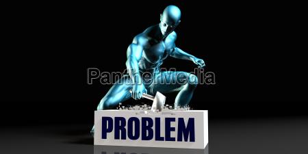get rid of problem