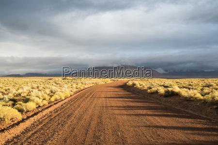 arid landscape virgin washington county utah