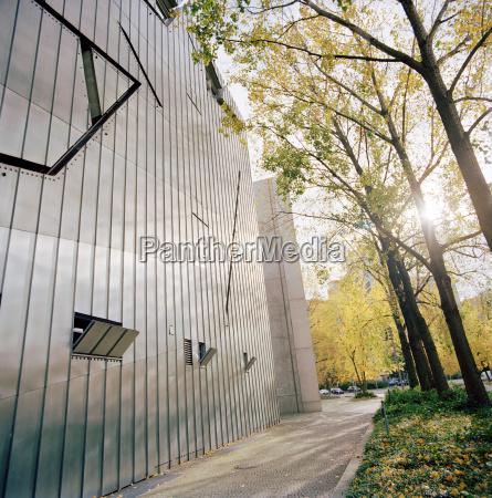 the jewish museum berlin germany