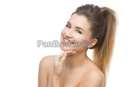 mujer mano hermoso bueno liberado moda