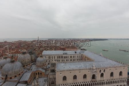 venice italy spring venezia city on