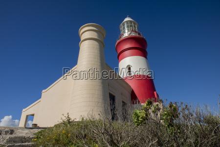 lighthouse at cape agulhas