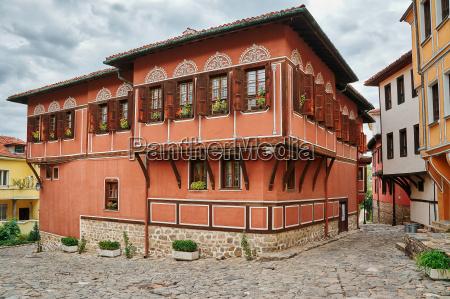 house in old plovdiv bulgaria