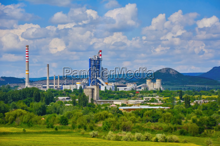 cement plant in bulgaria