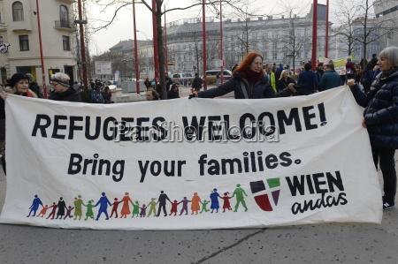 austrians refugees politics integration asylum