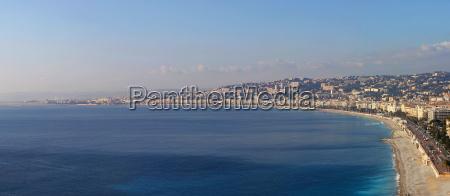 nice promenade panorama
