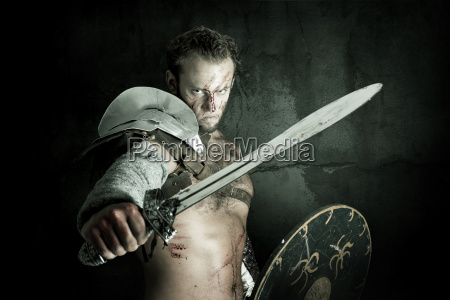 gladiatorbarbarian warrior