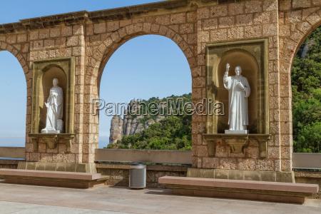 santa maria de montserrat is a