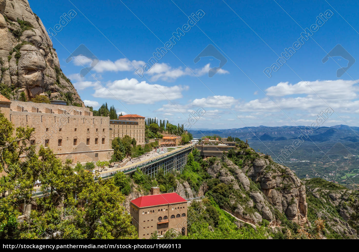 tall, mountain, around, the, monastery, of - 19669113