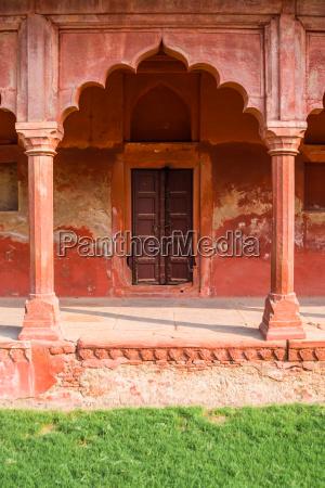 mughal architecture agra india