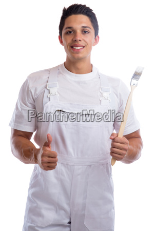 painters professional craftsman apprentice trainee thumbs