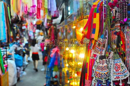 famous chatuchak market bangkok thailand