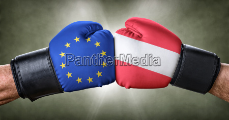 fight fighting conflict austrians europe confrontation