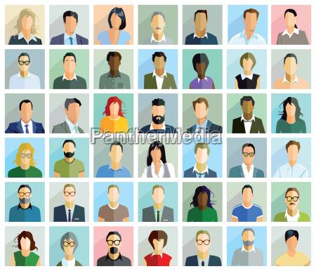 group people portrait