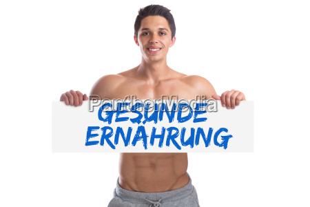 bodybuilding bodybuilder son muscles healthy nutrition