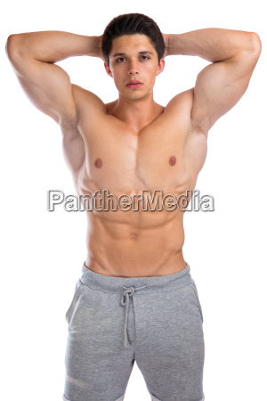 bodybuilder bodybuilding muscles pose body building