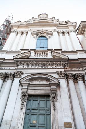 facade of church s maria dell