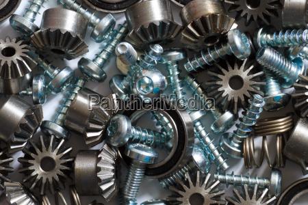mechanical components