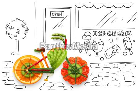 veggie ride