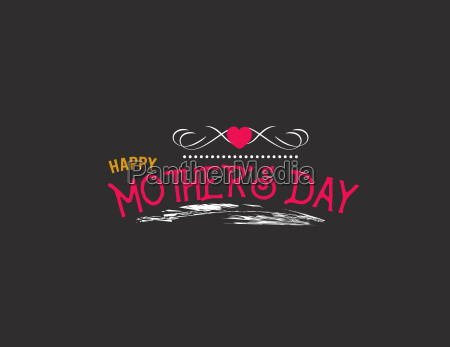 happry mothers day logo quote