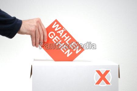 go select ballot with ballot