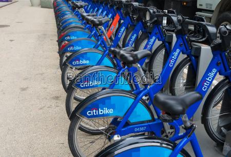 rental bikes in new york city