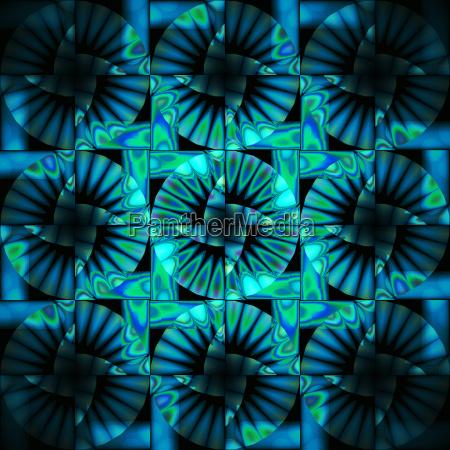 abstract geometric seamless background regular intricate