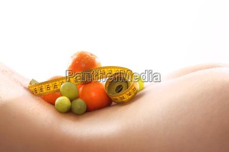 a healthy diet slim body body