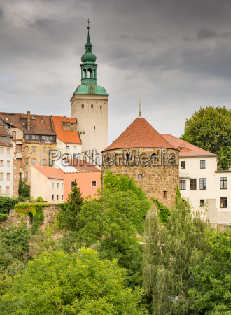historic old town of bautzen