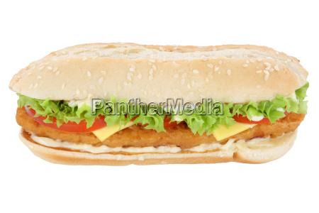 chickenburger chicken chicken burger cheese tomato