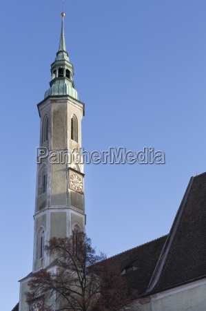 holy trinity church in goerlitz germany