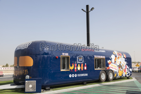 food truck in dubai