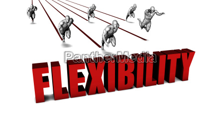 better flexibility