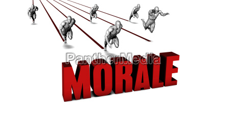better morale