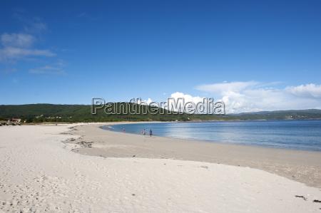 costa da morte playa de langosteira
